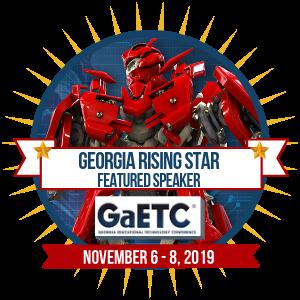 GaETC19 Rising Star Featured Speaker